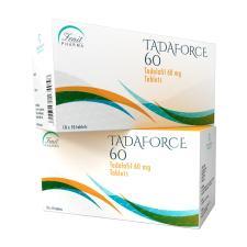 Tadaforce (Tadalafil) 60mg