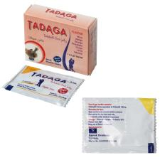 Tadaga Oral Jelly (Tadalafil) 20mg