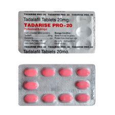 Tadarise Pro-20 Tadalafil Professional 20mg