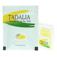 Tadalafil Oral Strip 20mg