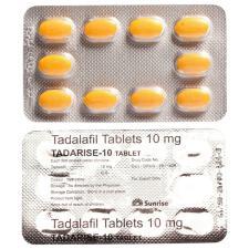 Tadarise (Tadalafil) 10mg