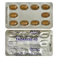 Tadarise (Tadalafil) 40mg