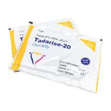 Tadarise Oral Jelly (Tadalafil) 20mg