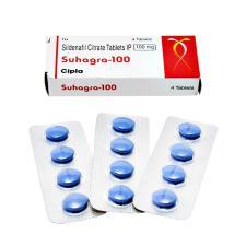 Suhagra (Sildenafilo) 100mg