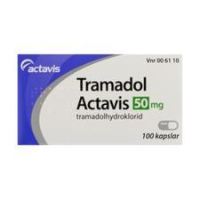 Tramadolo Actavis 50mg
