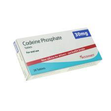 Кодеин фосфат 30мг