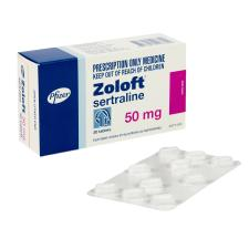 Zoloft (Sertralina) 50mg