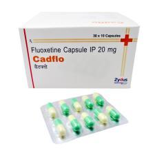 Cadflo (Fluoxetina) 20mg