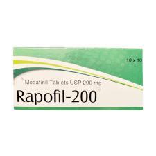 Rapofil (Modafinil) 200mg