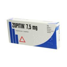 Zopitin (Zopiclone) 7.5mg
