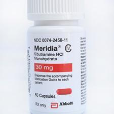 Меридиа Бренд (сибутрамин) 30мг