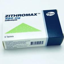 Zithromax 250 mg