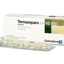 Temazepam 10mg (ТЕМАЗЕПАМ)