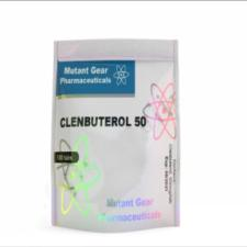 Clenbuterol 50 mcg