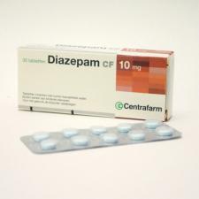Diazépam 10mg N