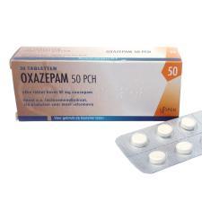 Оксазепам (Oxazepam)  50мг