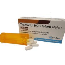 Tramadol HCl Retard Mylan 200mg