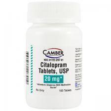Celexa (Citalopram Hydrobromide) 20mg