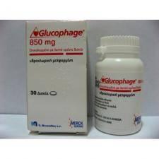 Generico Glucophage 850mg