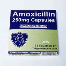 Generic Amoxillin 250mg