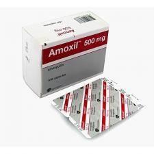 Generic Amoxillin 500mg