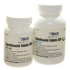 Generika Cipro (Ciprofloxacin) 500mg