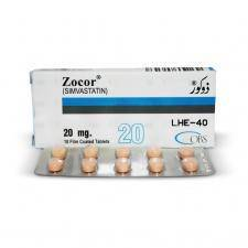 Generic Zocor 20mg