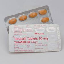 Generic Cialis (Tadalafil) Tadarise 20mg