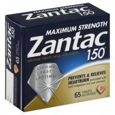Generic Zantac (Ranitidine) 150mg