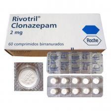 Rivotril (Clonazepam) 2mg