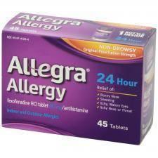 Generic Allegra 180mg