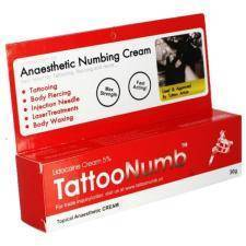 Tattoo Numb (Lidocaine)