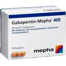 Generic Neurontin (Gabapentin) 400mg
