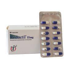 Generic Reductil (Sibutramine) 15mg