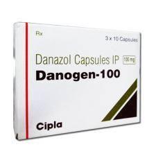Danazolo Generico 100mg