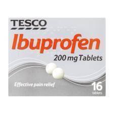 Ibuprofen Generika 200mg