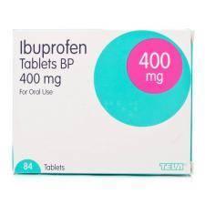 Generic Ibuprofen 400mg