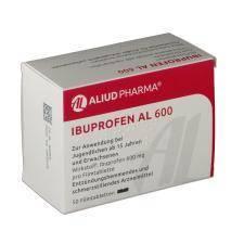 Generic Ibuprofen 600mg