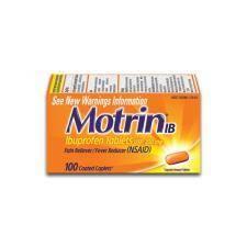 Motrin Generika (Ibuprofen) 200mg