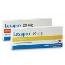 Generic Lexapro (Escitalopram) 20mg