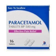 Paracetamol 500mg