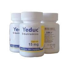 Generic Reductil (Sibutramine) Yeduc 15mg