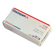 Диазепам 2мг
