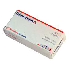 Диазепам 5мг