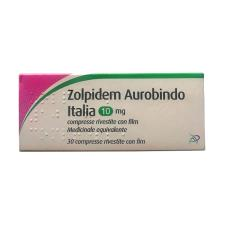 Zolpidem Aurobindo Italia 10mg