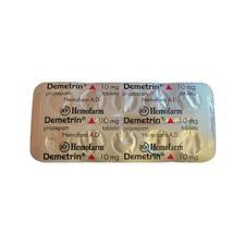 Demetrin (Prazepam) 10mg