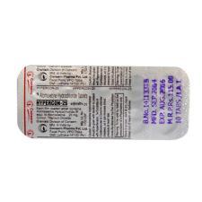 Tomoxetin Hypercon Атомоксетин 25мг