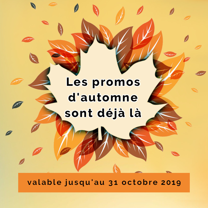 Autumn Offer 2019