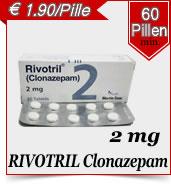 Rivotril 2 mg