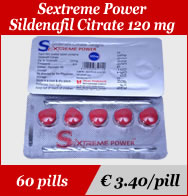 Sextreme Power 120mg